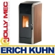 Pelletsofen Jolly Mec Techna Air 10 kW